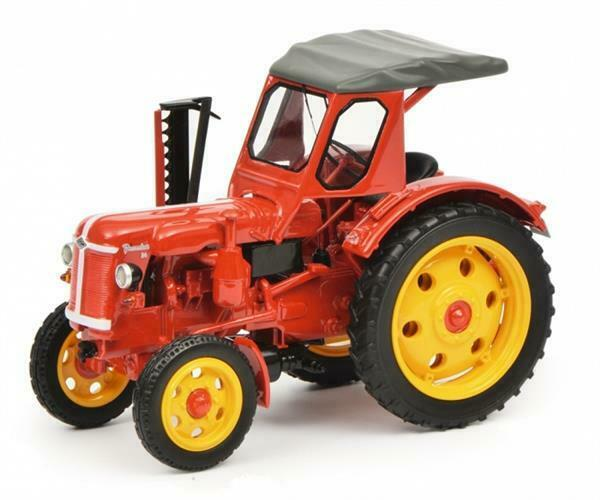 Schuco Famulus RS 14 36 tractor rojo  1 32 450907400