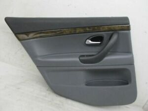 Door Panel Left Rear Saab 9-3 Estate (YS3F) 1.9 Tid 1127302