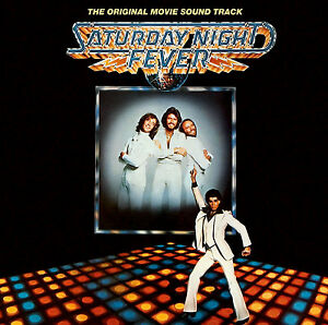 "Saturday Night Fever Movie Poster 24/""x36/"""