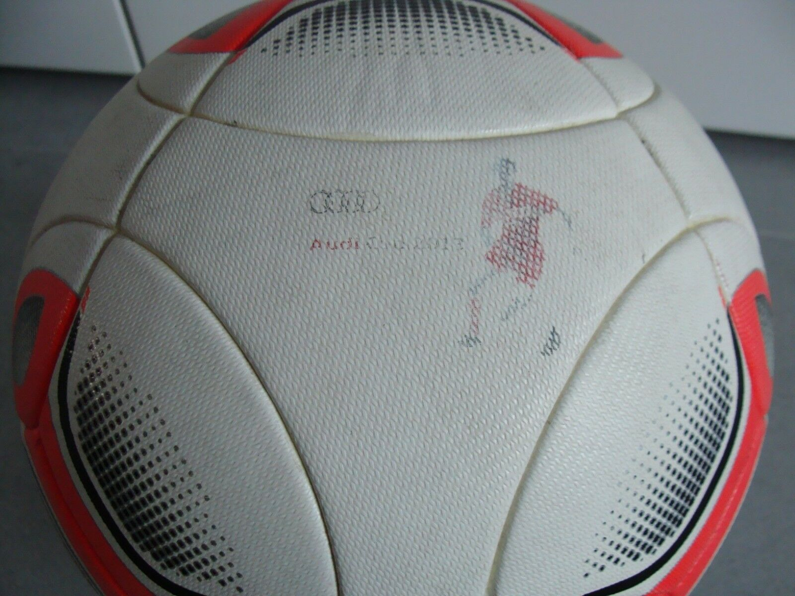 Adidas Torfabrik Audi Cup 2013 OMB Official Matchball Bundesliga Ball