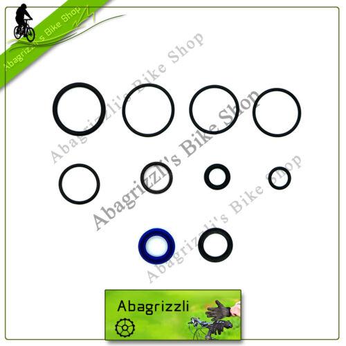 """Manitou Forks 1//2/"""" Damper Service Kit w//U-shaped ring Highest Quality Standard"""