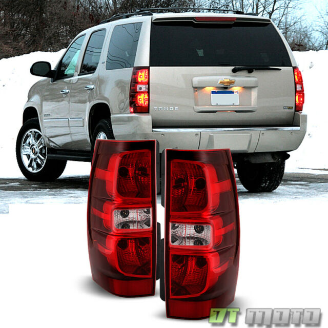 2007 2017 Chevy Suburban Tahoe Tail Lights Brake Lamps Replacement Left Right