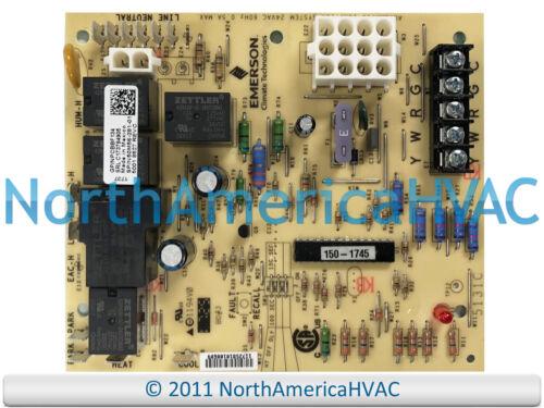 OEM Goodman Amana Emerson Furnace Control Circuit Board 50M56-281-01 150-1745