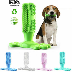 Dog-Toothbrush-Toy-Clean-Stick-Teeth-Chew-Toy-Silicone-Pet-Brushing-Dental-Care