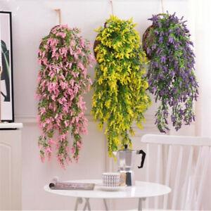 Artificial-Ivy-Vine-Fake-Foliage-Flower-Hanging-Leaf-Garland-Plants-Trailing
