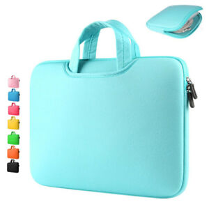 "Laptop Handle Bag Neoprene 11""13""15""15.6"" Computer Protect Case For Macbook Asus"