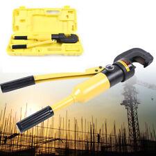 Hydraulic Rebar Cutter Steel Bolt Cutting Tool 22mm 12 Ton With Box Hy 22 Us