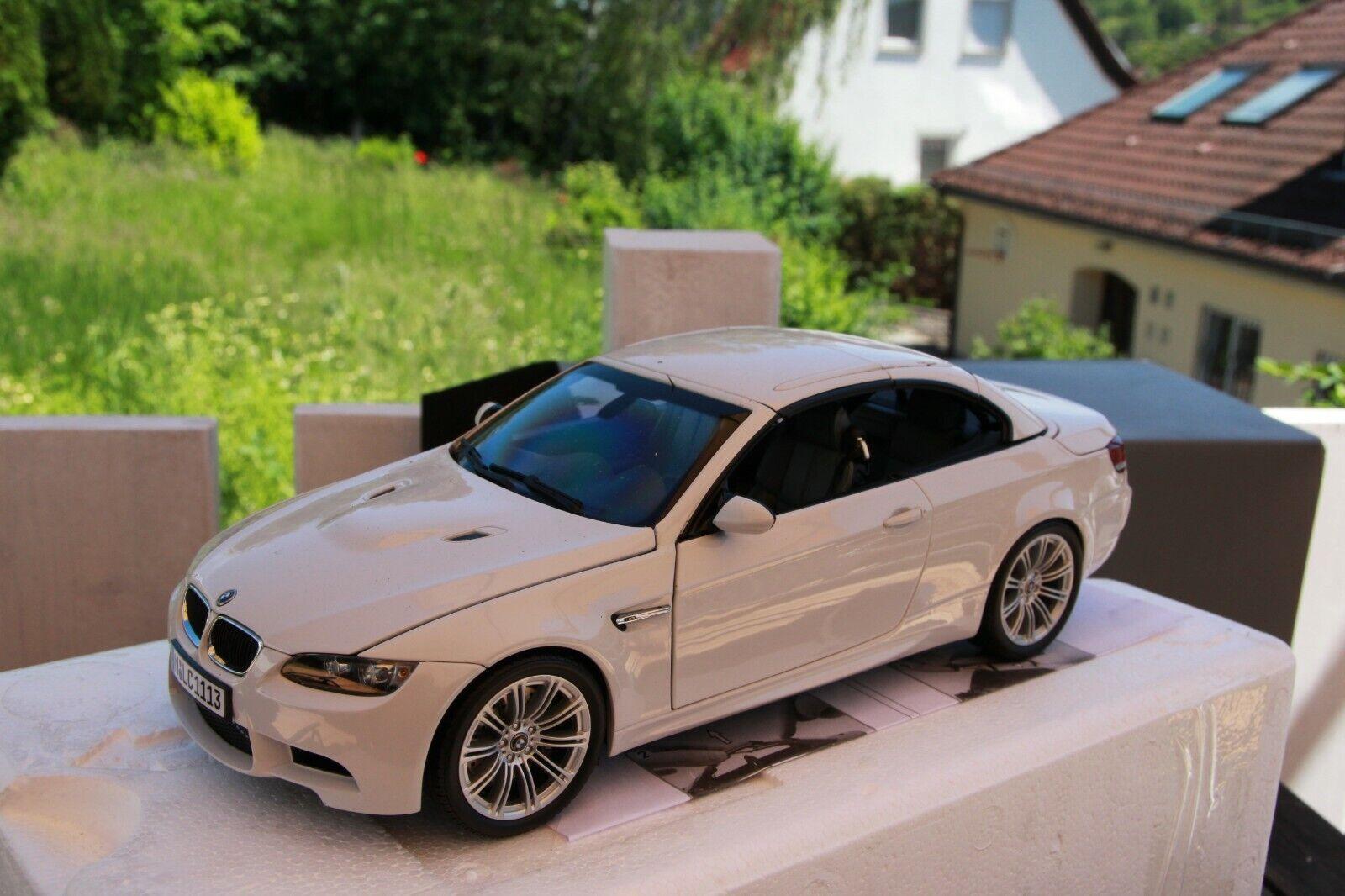 Kyosho BMW M3 Cabriolet 1 18 Box Dealer