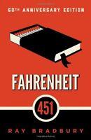 Fahrenheit 451: A Novel By Ray Bradbury, Paperback, 2012, New, Free Shipping on sale