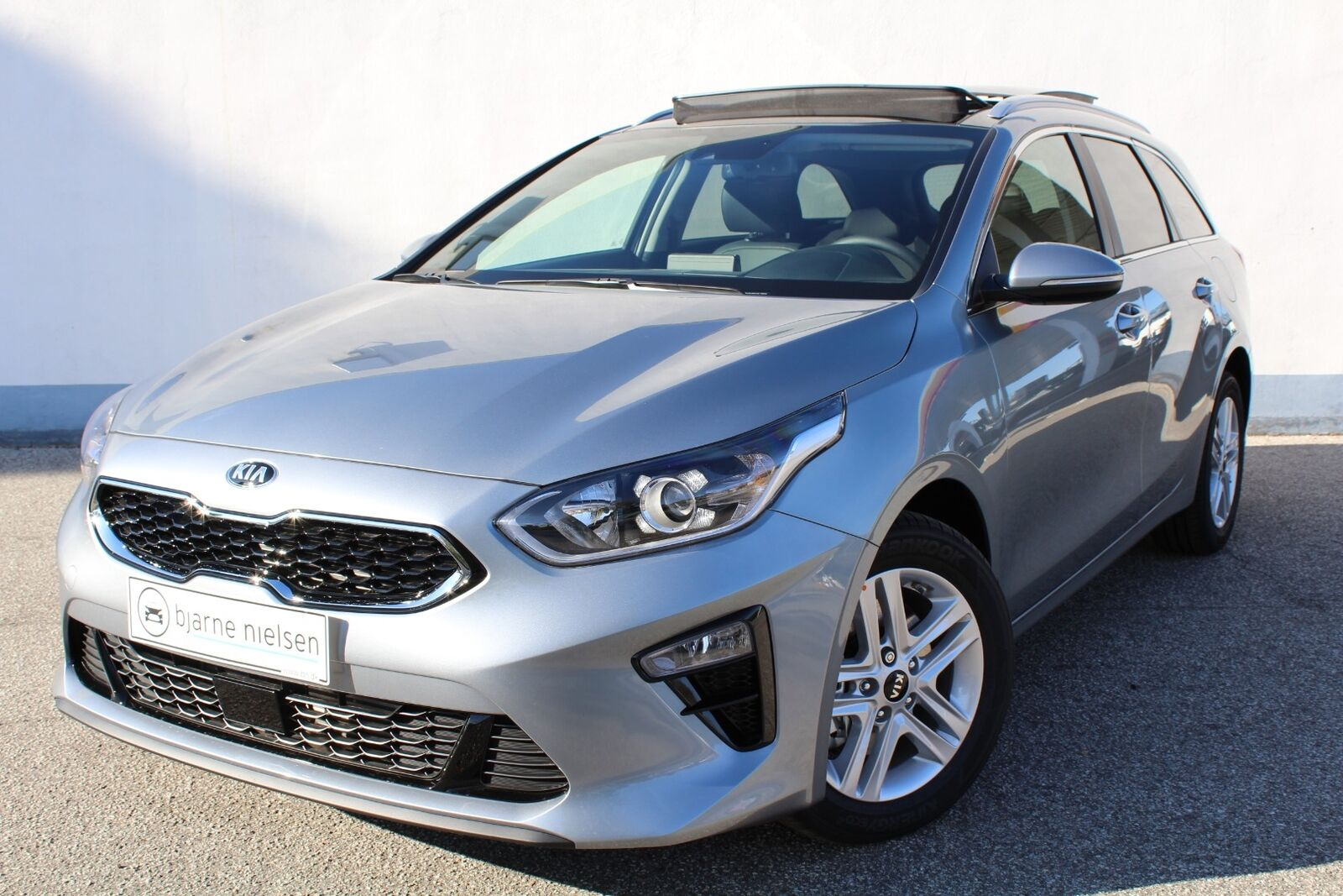 Kia Ceed 1,4 T-GDi Collection SW DCT