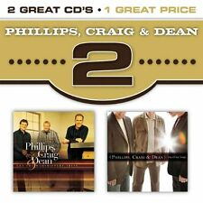 Let The Worshipers Arise / Top of My Lungs - Phillips, Craig, & Dean (2CD, 2005)