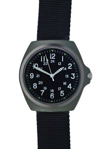 Military-Industries-1980s-Pattern-MIL-W-46374C-U-S-Military-Watch-in-Olive-Drab