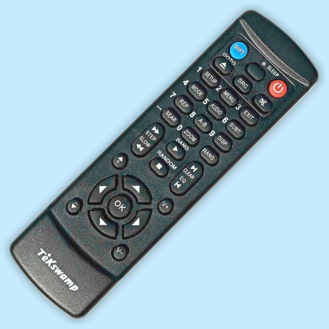 Remote Control for Samsung HT-DB650 by Tekswamp