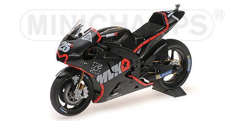 1 12 Minichamps Maverick Viñales Yamaha YZR M1 2016 TestBike 122163925 NEW