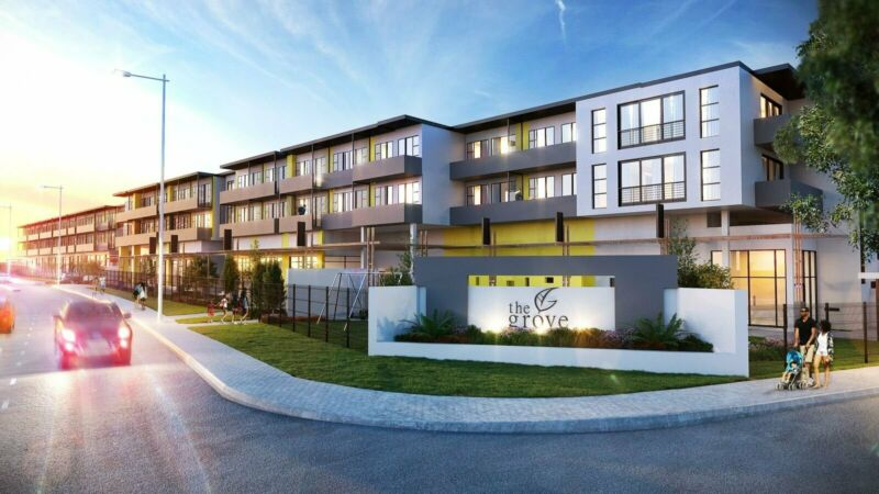 The Grove Now Selling From R865 000 - Brand New Investment Opportunity in Parklands North