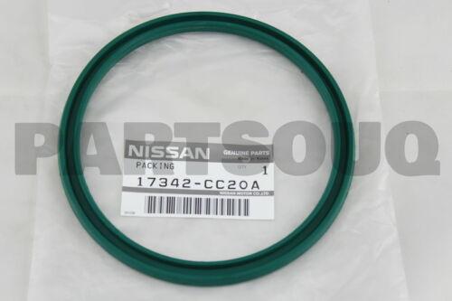17342CC20A Genuine Nissan PACKING-FUEL GAUGE 17342-CC20A