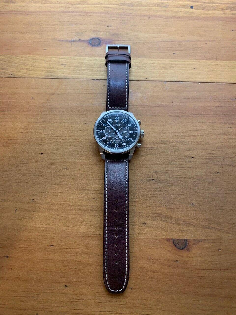 Citizen Eco Drive CA4210 24E Montre bracelet pour hommes
