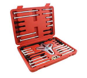 ABN-Harmonic-Balancer-Puller-Tool-46pc-Flywheel-Crankshaft-Pulley-Steering-Wheel