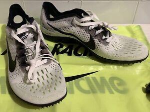 Weiß 3 Schwarz Herrengröße New Track Spikes Matumbo Nike 107 Oreo Zoom 8 835995 xqwwnUZY
