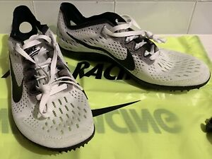 Track Nike Herrengröße Matumbo Spikes Zoom New 835995 Oreo 8 Weiß Schwarz 3 107 IPqxOfwd