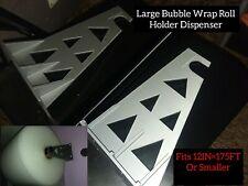 12in175ft Wall Bubble Wrap Roll Holder Dispenserholds Big Rolls 175 Amp Smaller