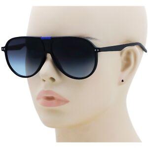 Men-039-s-Large-Black-Oversized-Retro-Vintage-AVIATOR-Designer-Fashion-Sunglasses