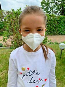 FFP2 KN95 oder Einweg Mundschutz 3-lagig Maske Atem Schutzmaske auch für Kinder