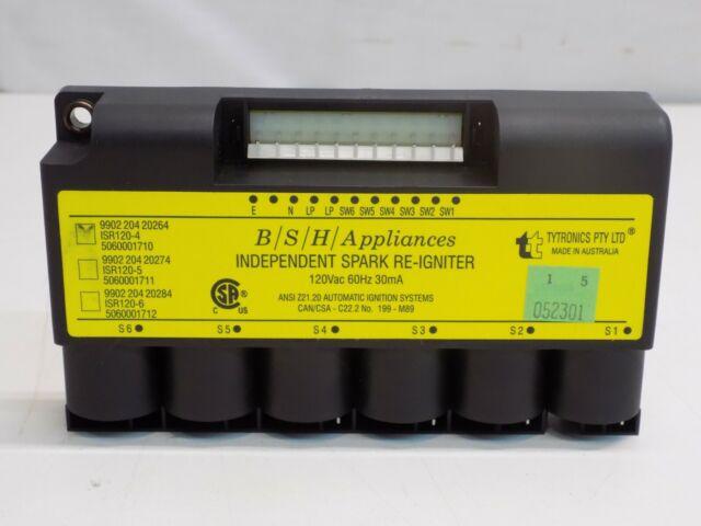 Thermador Bosch Range Ignition Device // Spark Module RI324 00189323 00636439