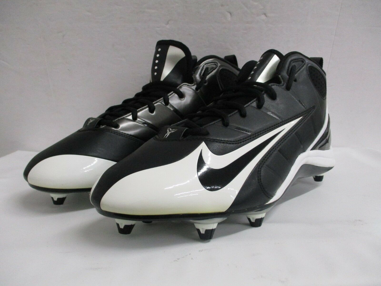 New in 3/4 Box Nike homme Speed Strike D 3/4 in noir Taille: 12.5 06a617