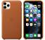 iPhone-11-11-Pro-11-Pro-Max-Apple-Echt-Original-Leder-Schutz-Huelle-5-Farbe Indexbild 8