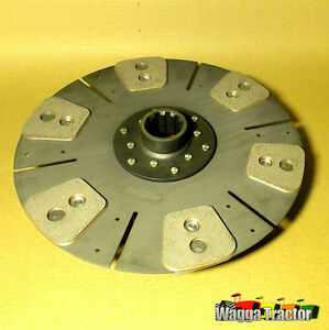 CDS2380-Clutch-Disc-Chamberlain-4080-4280-4480-Tractor-with-Ceramic-Buttons