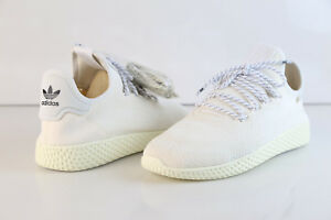 5b9ee008d Adidas Pharrell Williams PW HU Tennis HOLI BC Blank Canvas DA9613 5 ...