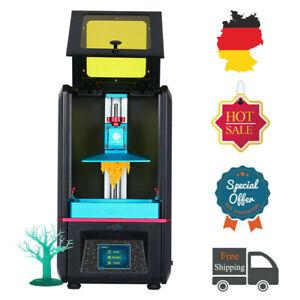 Anycubic-als-LCD-Photon-405-Presque-comme-neuf-UV-Resine-Imprimante-3D-entierement-assemblees-Smart