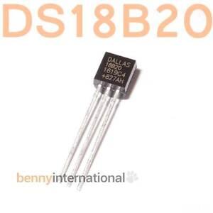 DS18B20-DIGITAL-TEMPERATURE-SENSOR-1-Wire-Thermometer-Arduino-AVR-PIC-Triode