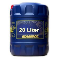 20 (1x20) Liter MANNOL Hydro ISO HLP 46 Hydrauliköl VDMA 24318, DIN 51524/2