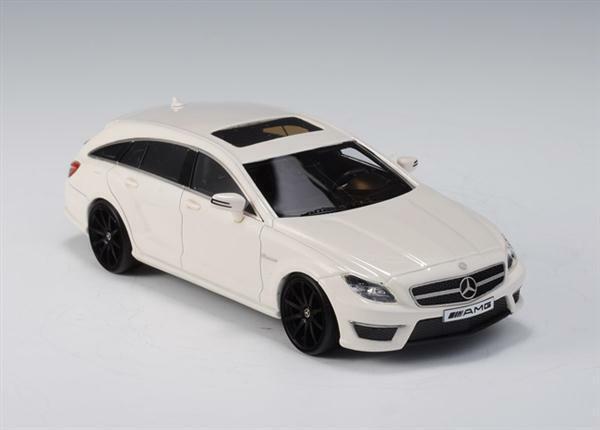 GLM Mercedes Benz AMG CLS63 Shooting 1 43 GLM204901