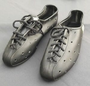 b8d19b3d2c232 Details about NOS - Vintage Bike Shoes - Leather - Kids - Women - Altis -  Portugal - Size: 35