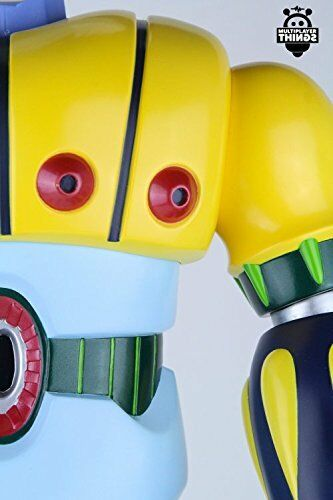 Kotetsu Jeeg Robot D'Acciaio Anime color Version Version Version JUMBO Figure 60 cm. MULTIPLAYER e37534