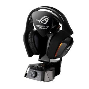 ASUS ROG Centurion True 7.1 Surround Sound Gaming Headset with...