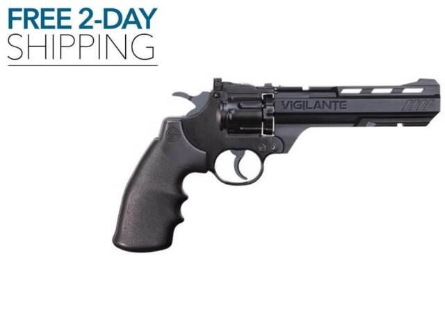 Crosman CR357 Revolver  177 Caliber Co2 Air Pistol 465fps