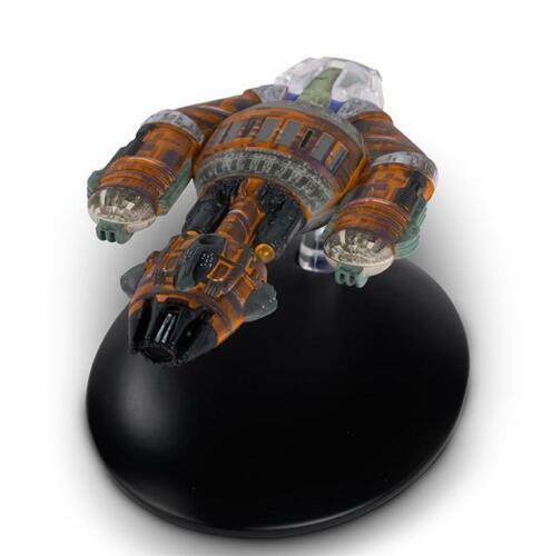 KRENIM Warship-Star Trek anglais MAGAZINE #149 Vaisseau métal modèle NEUF