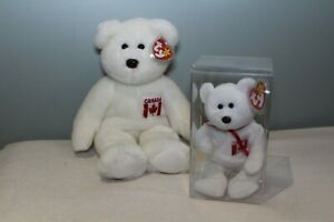 TY-Beanie-Babies-Canada-Maple-Small-and-Large-Collection