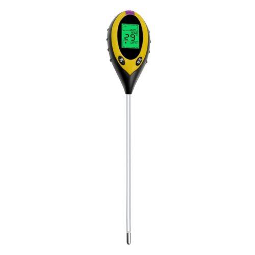 4 In 1 Tester PH Tester Tester Tester Del Suolo PH Misuratore di Umidità Te T5R6