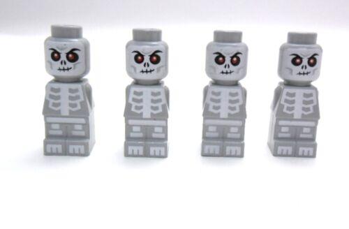 LEGO 4x Microfigur aus den Lego-Spielen AUSWAHL