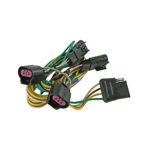 Rigid Hitch T-Connector for Buick Enclave, Chevy Malibu ...