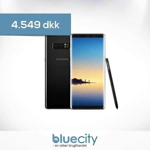 Samsung Samsung Galaxy Note 8 64GB Midnight Black, Samsung