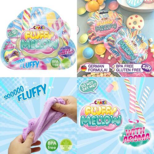 Craze Fluffy Mellow Zipbag Duftknete Duft Masse Luftige Weiche Knetmasse Knete W