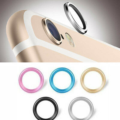 Phone Camera Lens Anti-Scratch Protective Cover Ring Case for iPhone 6/6Plus Hot