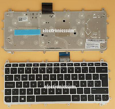 For HP Pavilion 11-n000 11-n100 11-n010la x360 PC Latin Spanish Keyboard Teclado