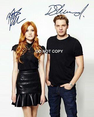 Dominic sherwood and katherine mcnamara dating